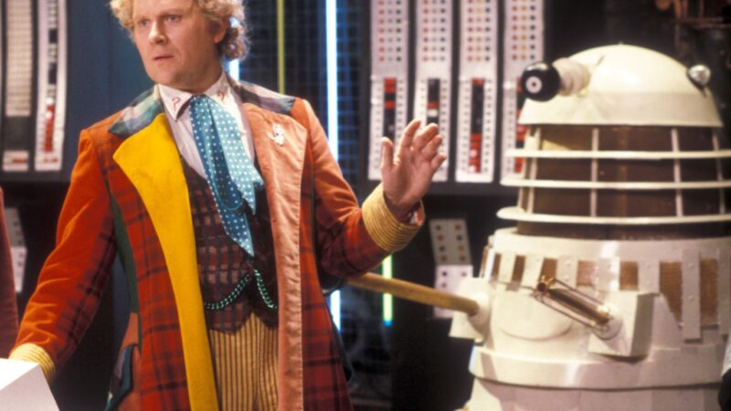 Colin Baker Returns to The Worlds of Blake's 7 for Big Finish