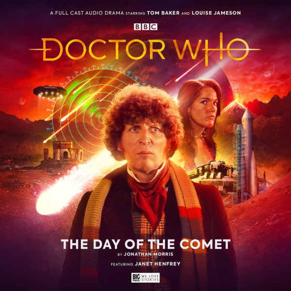 Reviewed: Big Finish's Fourth Doctor Adventures – The Day of the Comet