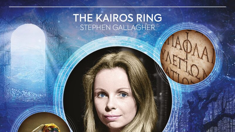 Stephen Gallagher Talks About Starting a New Doctor Who Audio Range with The Kairos Ring
