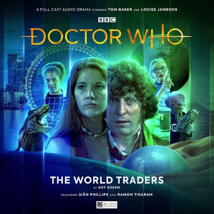 Reviewed: Big Finish's Fourth Doctor Adventures – The World Traders