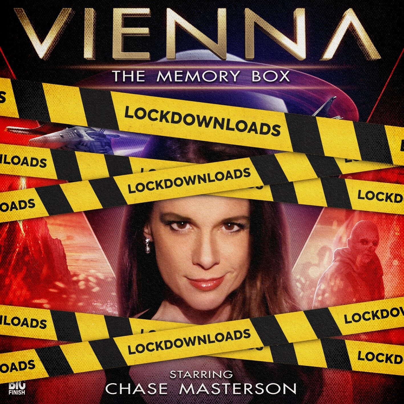 Big Finish Ends Its Lockdownloads Project with Vienna: The Memory Box