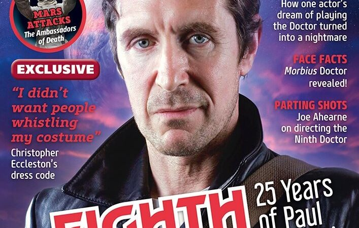 Out Now: Doctor Who Magazine #564