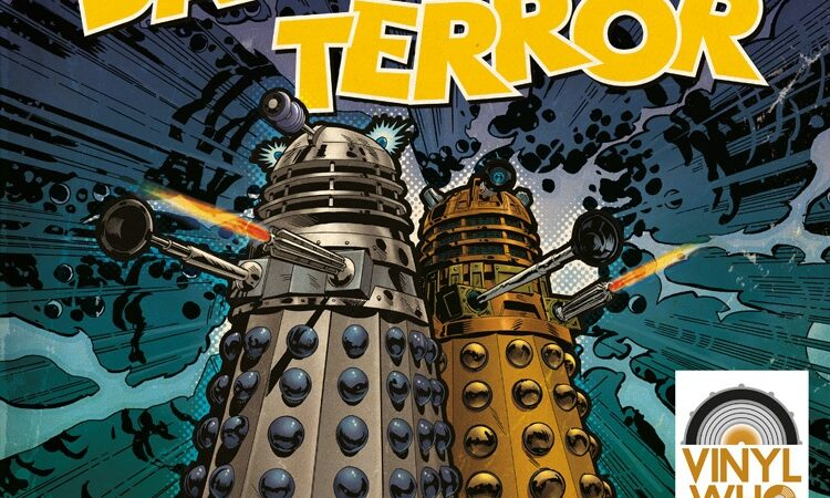 This Year's Exclusive Doctor Who Release for Record Store Day is Dalek Terror