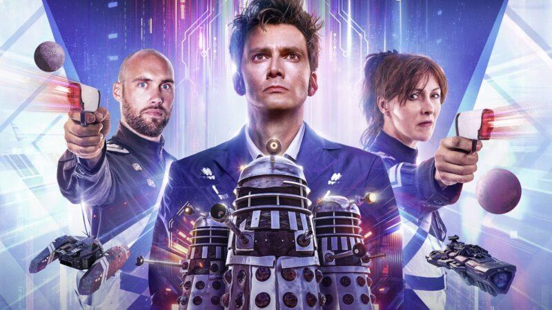 Details Revealed for Big Finish's Doctor Who: Dalek Universe Volume 2