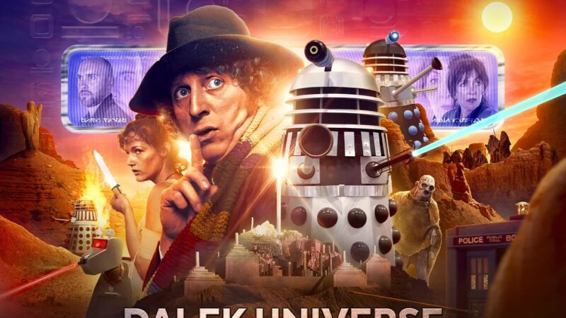 Reviewed: Big Finish's Dalek Universe – The Dalek Protocol