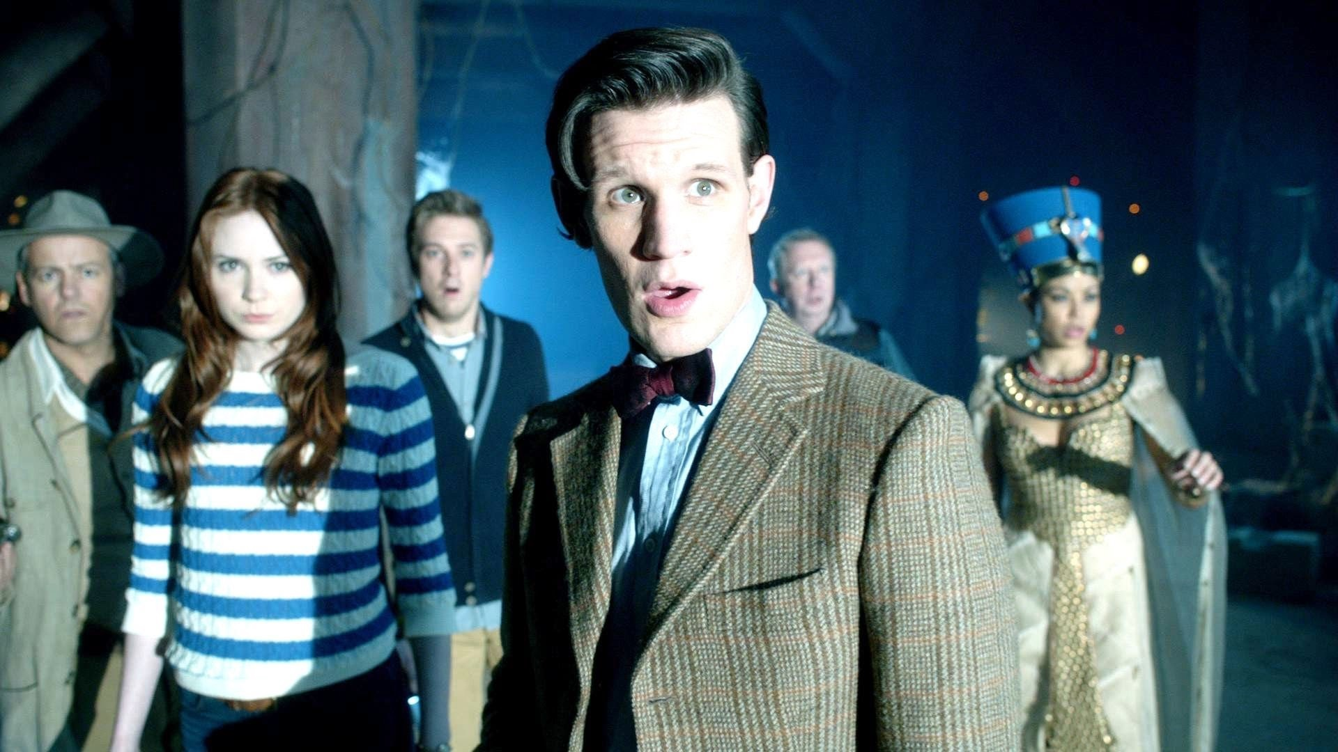 Who and The Gang: Which Figures from Time and Space Could Travel with the Doctor?