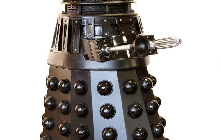 'Ere Mate, Wanna Buy A Dalek? TV Prop Dalek for Sale at Out of the Ordinary Auction
