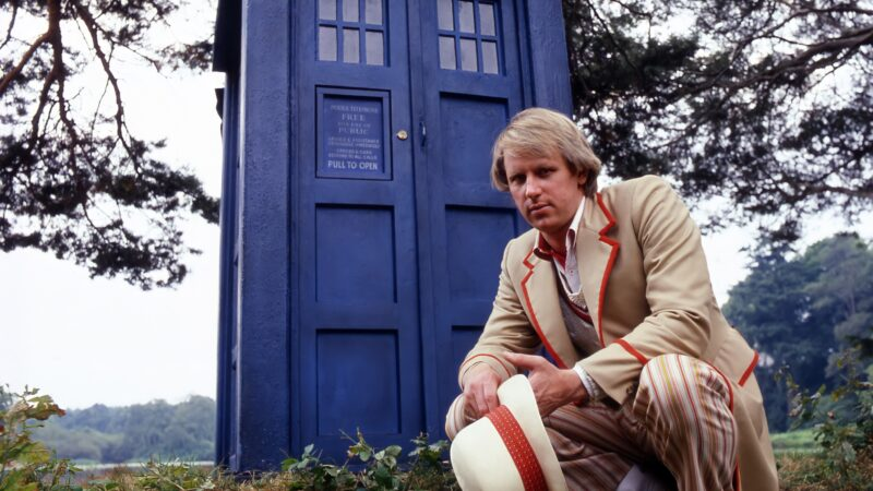 Exclusive: Get 10% Off Tickets to the Bedford Who Charity Con — And Meet the Fifth Doctor!