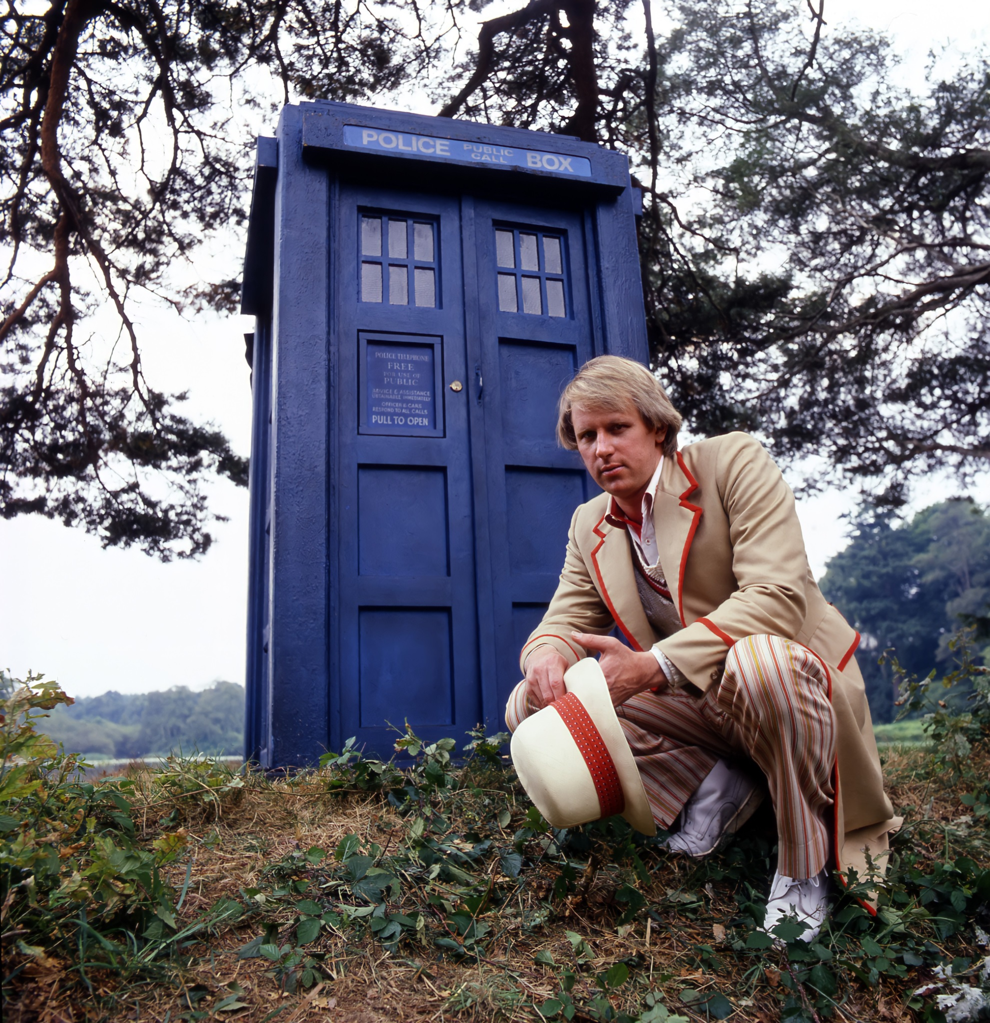 Celebrate 40 Years of Peter Davison's Doctor with The Fifth Doctor Adventures