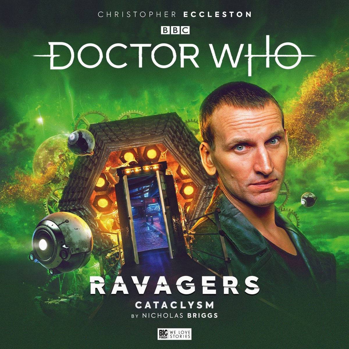 Reviewed: Big Finish's The Ninth Doctor Adventures – Cataclysm