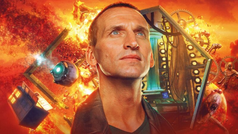 Reviewed: Big Finish's Ninth Doctor Adventures – Food Fight