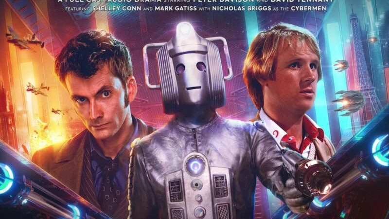 Reviewed: Big Finish's Out of Time Volume 2 – The Gates of Hell