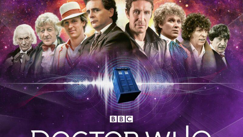 Big Finish Announces Classic Doctor Who Boxsets in 2022 (Including Season 6B?!)