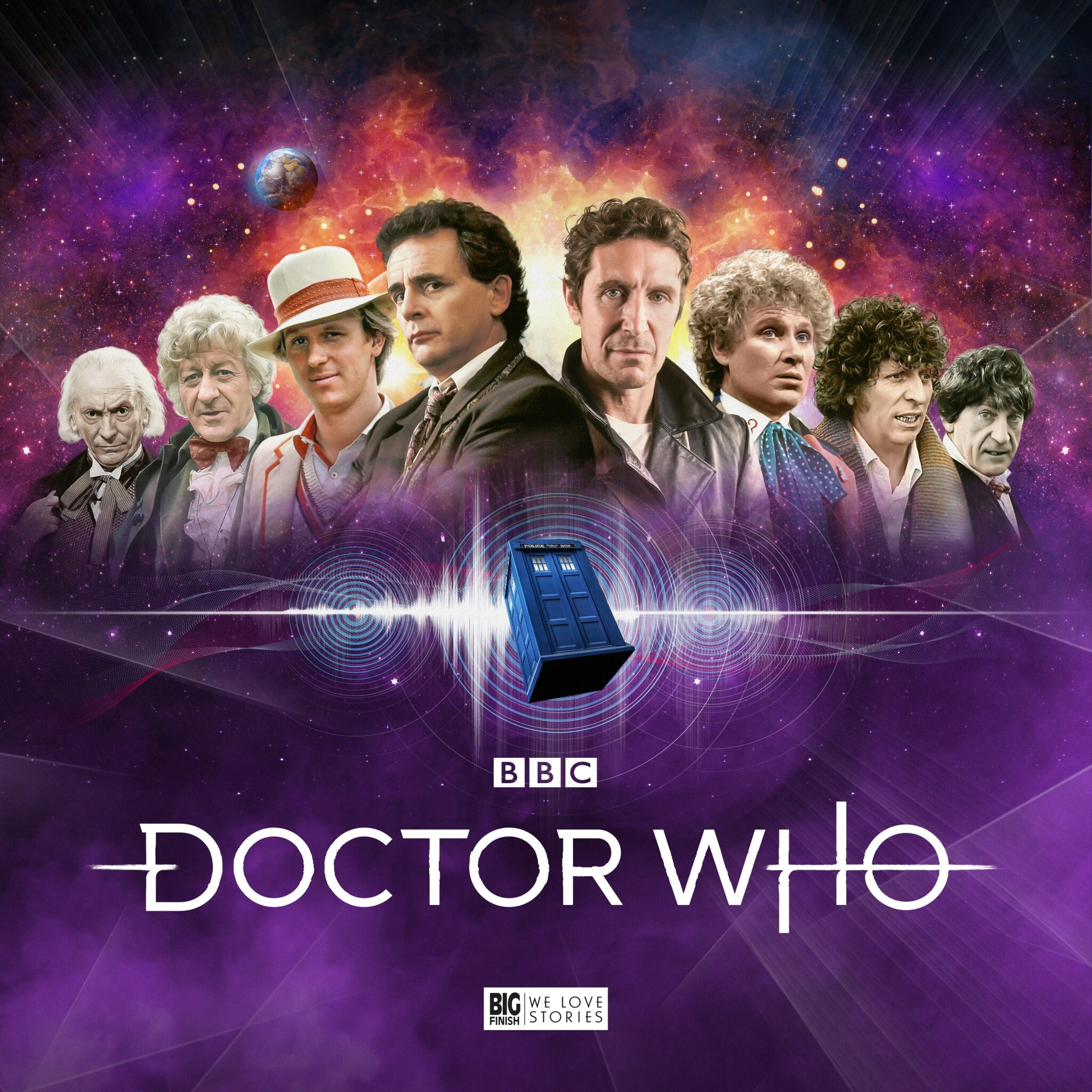 Big Finish Reveals Upcoming Producers for Peladon and First, Second, and Third Doctor Adventures