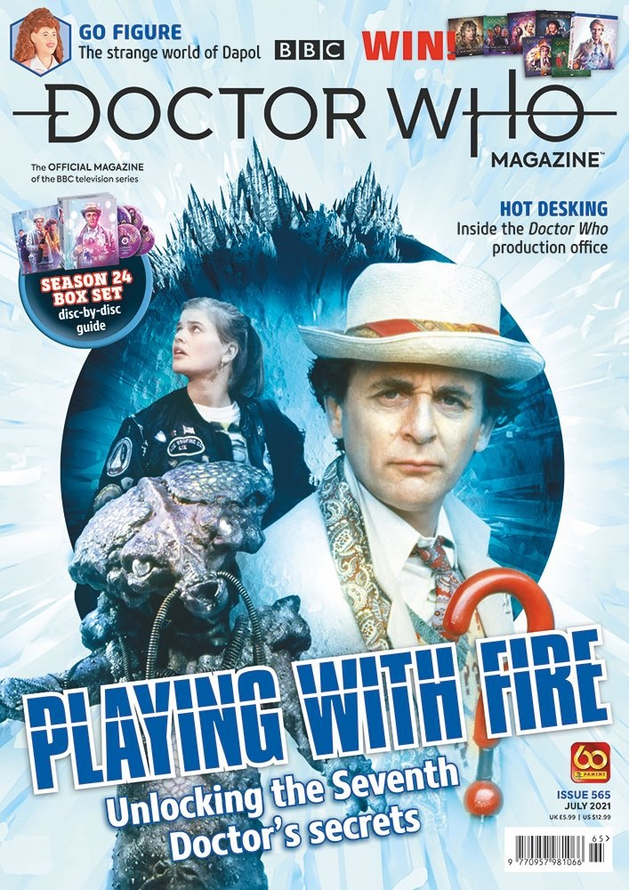 Out Now: Doctor Who Magazine #565