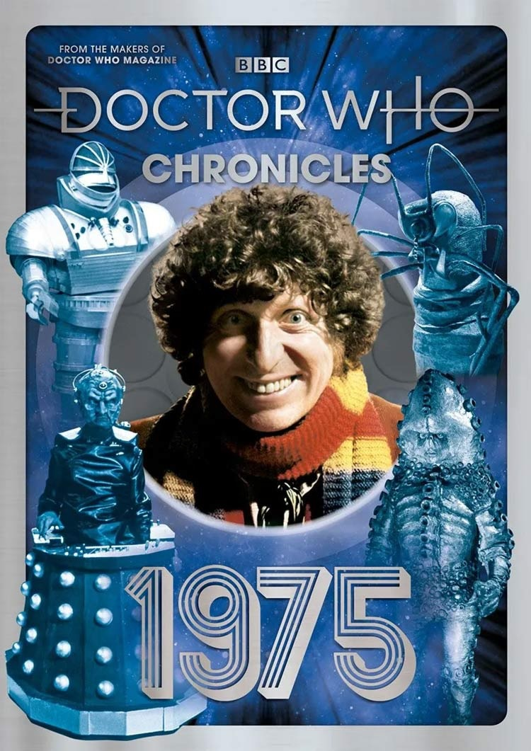 Out Now: Doctor Who Chronicles – 1975