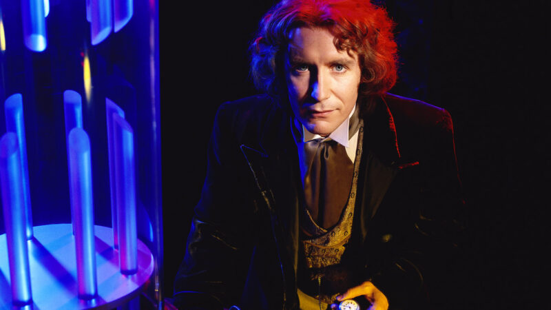 Celebrating 25 Years of Doctor Who The TV Movie: Then and Now