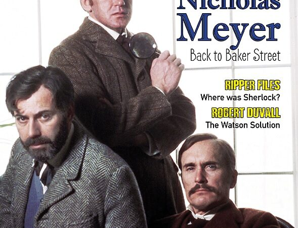 Out Now: Sherlock Holmes Magazine #4