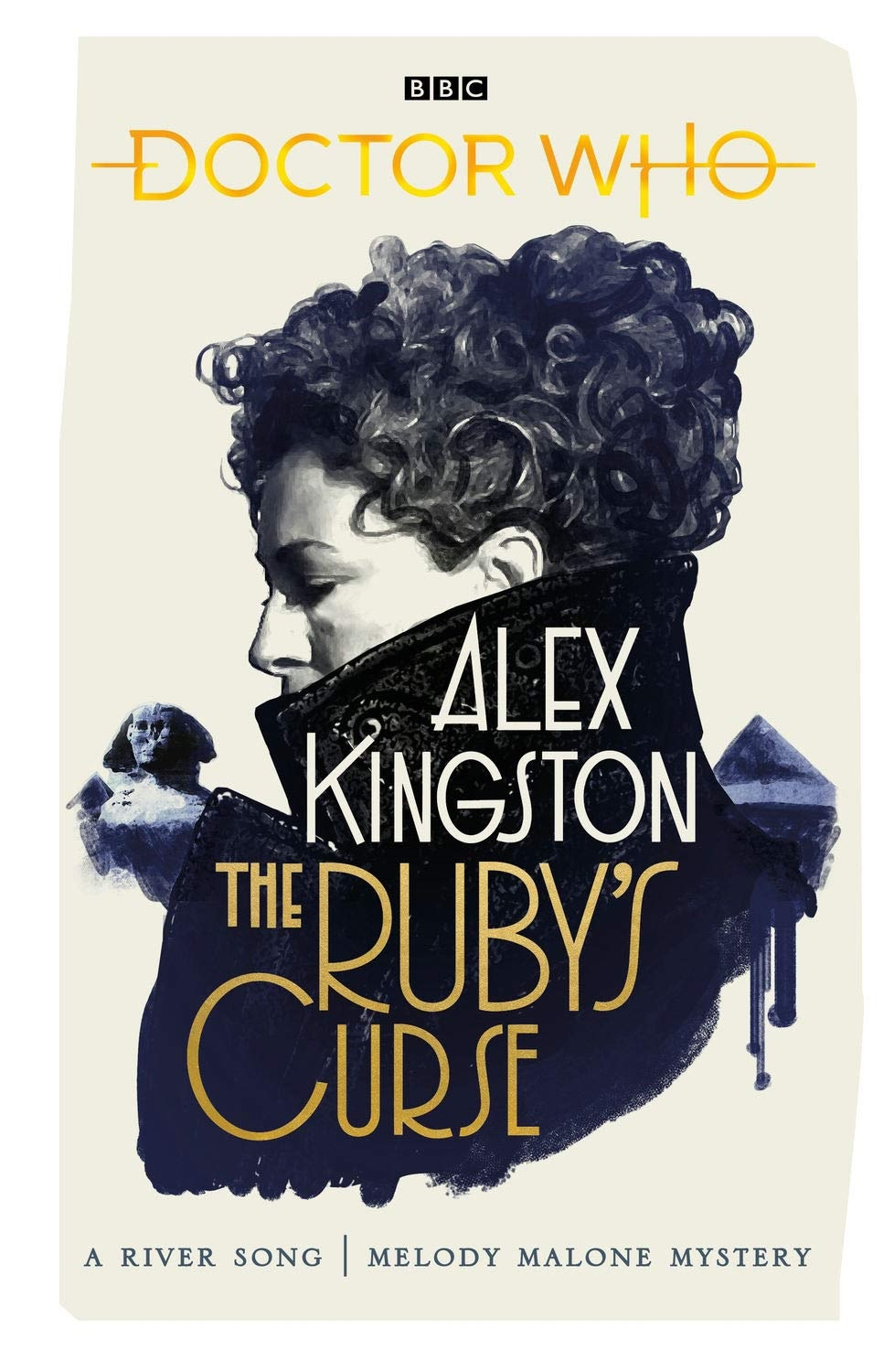 Reviewed: Doctor Who – The Ruby's Curse by Alex Kingston