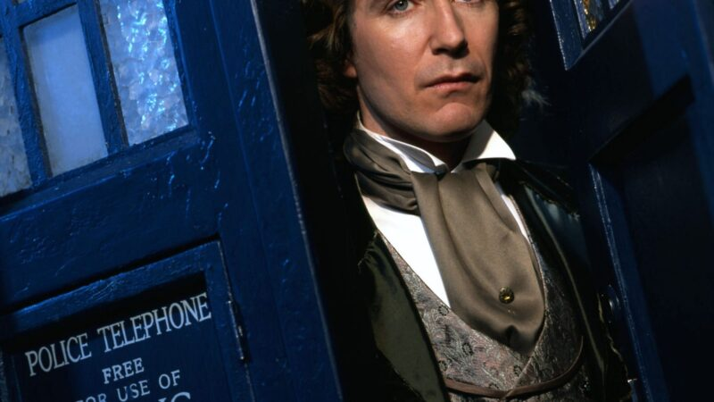 Why It Took 25 Years to Unspoil the 1996 Doctor Who TV Movie