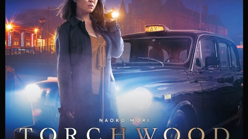 Reviewed: Big Finish's Torchwood – Drive