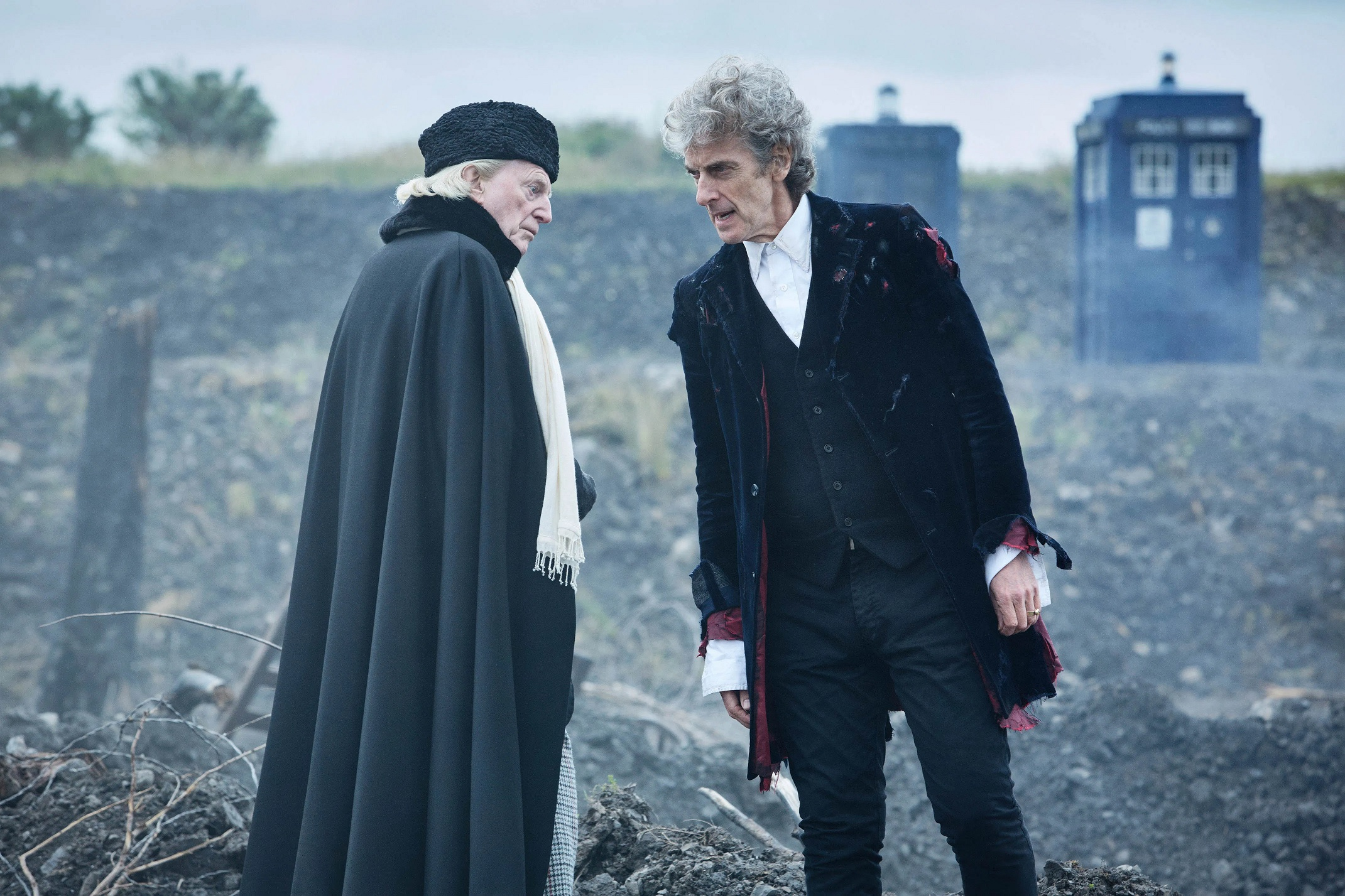 He's Just Not That Incompetent: Reflecting on David Bradley's First Doctor