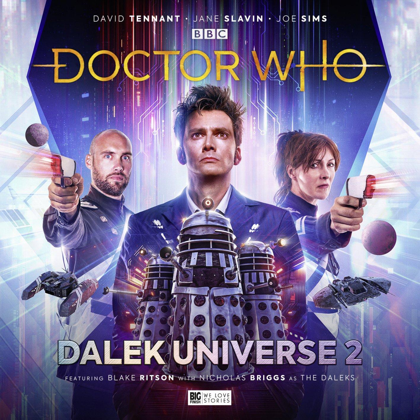 Out Now: Big Finish's Dalek Universe — Volume 2