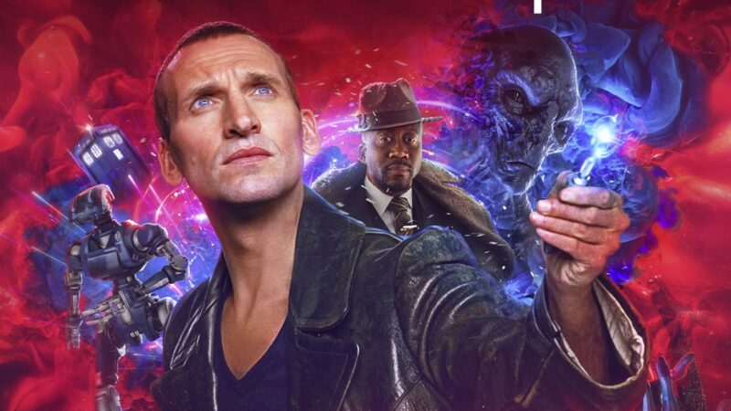 Check Out the Covers and Synopses for The Ninth Doctor Adventures: Respond to All Calls