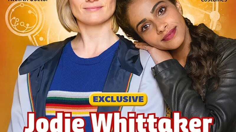 Out Now: Doctor Who Magazine #566