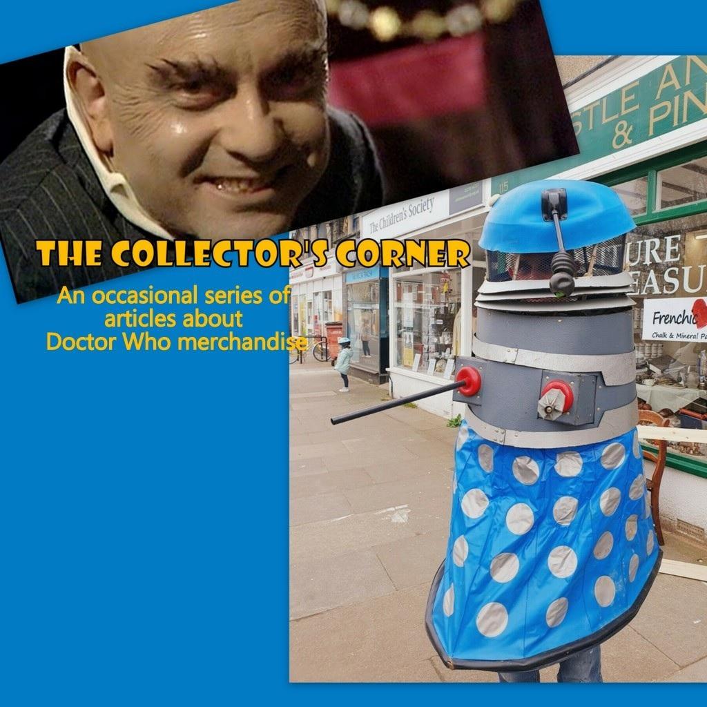The Collector's Corner #12: The Scorpion Automotives Dalek