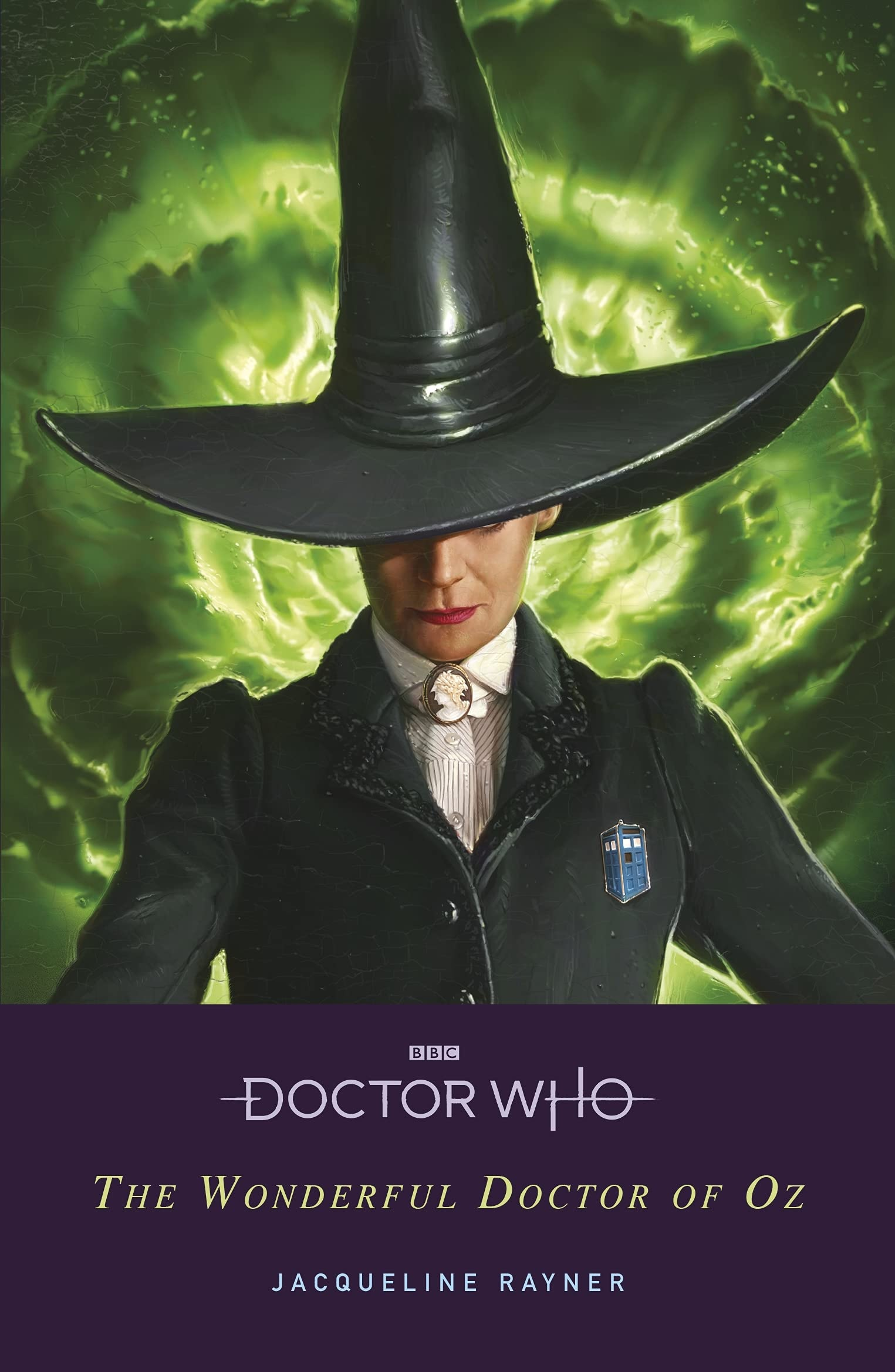 Missy Meets the Thirteenth Doctor in New Novel, The Wonderful Doctor of Oz