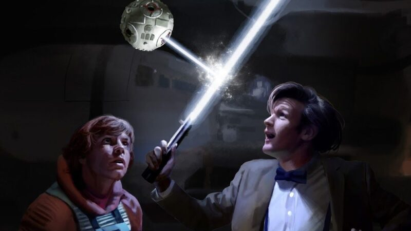 Doctor Who vs. Star Wars: Wait, You Abandoned Doctor Who For… What?!