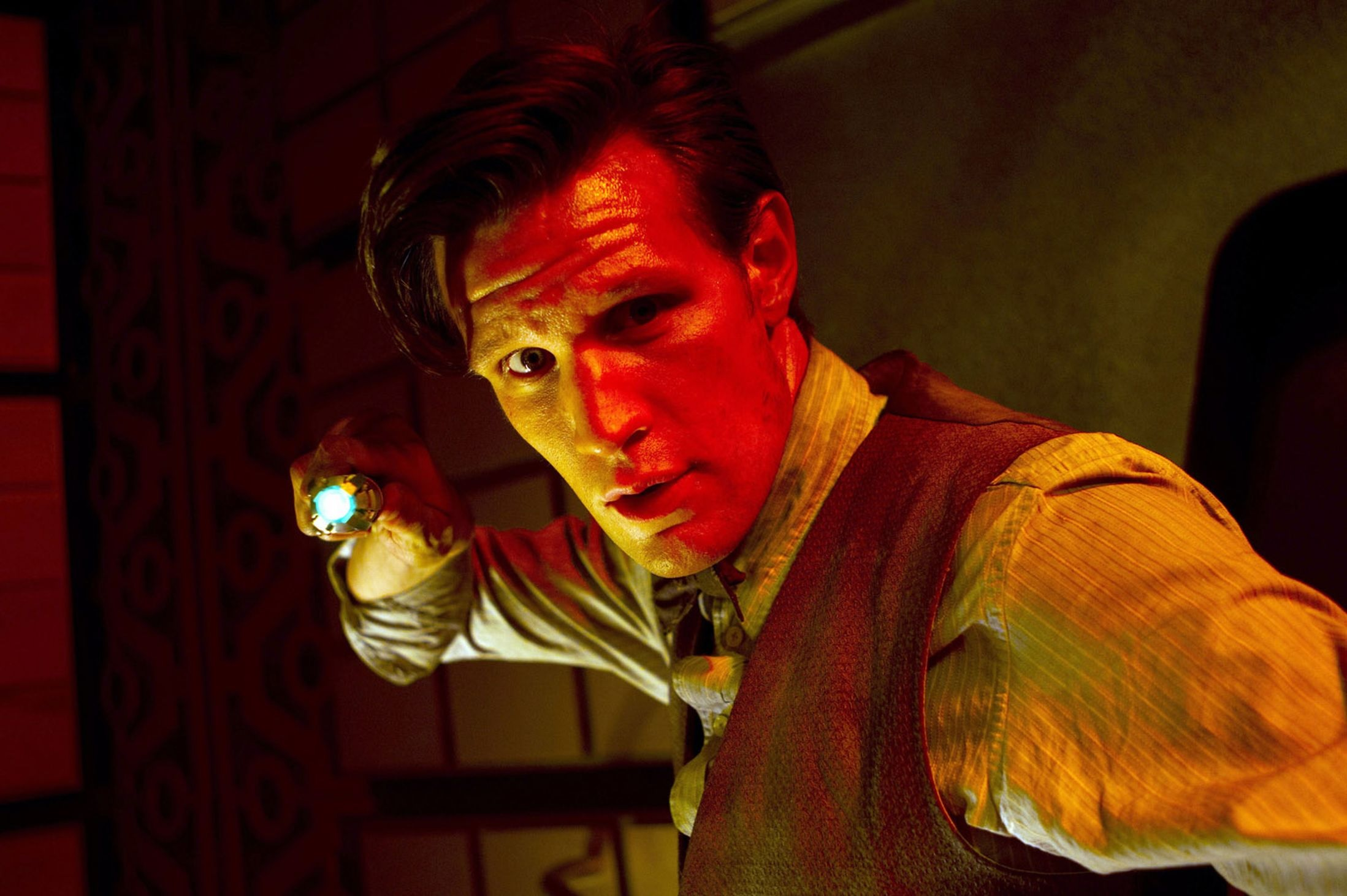 10 Times It's Been Far Too Hot in Doctor Who