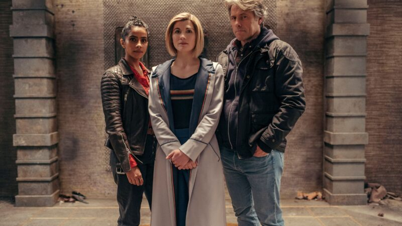 Check Out the New Teaser Trailer for Doctor Who Series 13