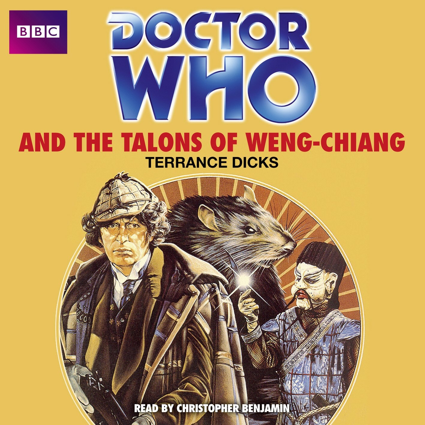 Reviewed: The Essential Terrance Dicks — Doctor Who and the Talons of Weng-Chiang (Target)