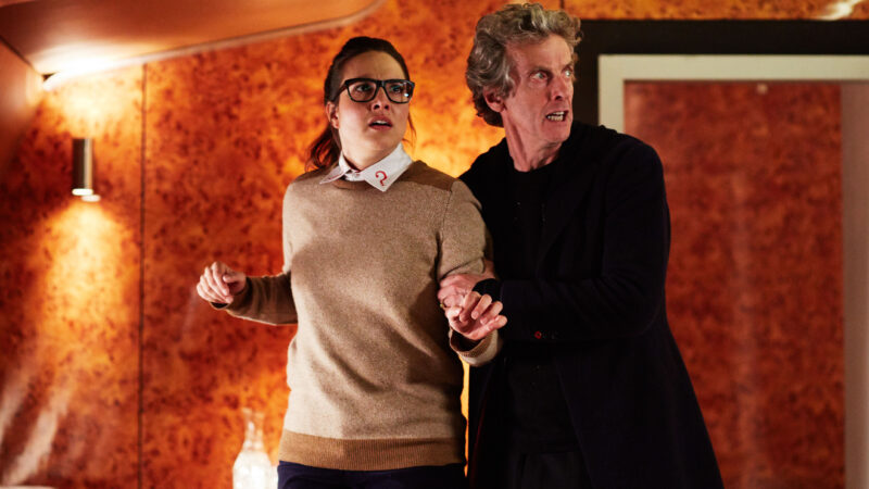 The Great Curator; A Tour of the Art in Doctor Who: Part Three – The Writing's on the Wall for Osgood!