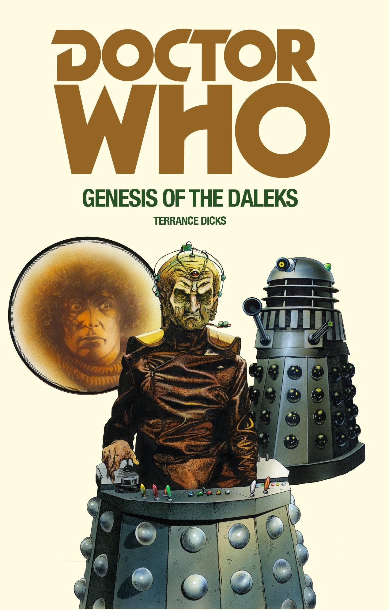 Reviewed: The Essential Terrance Dicks – Doctor Who and the Genesis of the Daleks (Target)