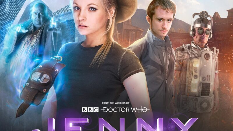 The Doctor's Daughter, Jenny, to Meet the Cybermen in New Big Finish Boxset