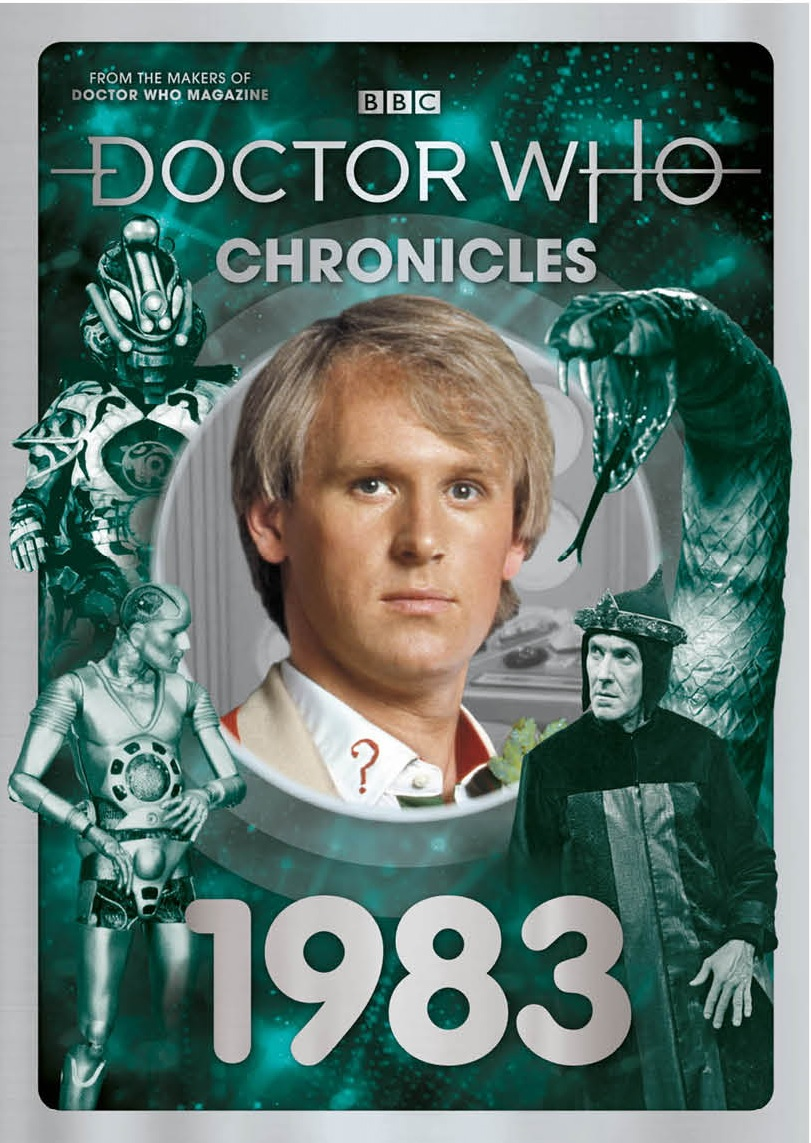 Out Now: Doctor Who Chronicles — 1983