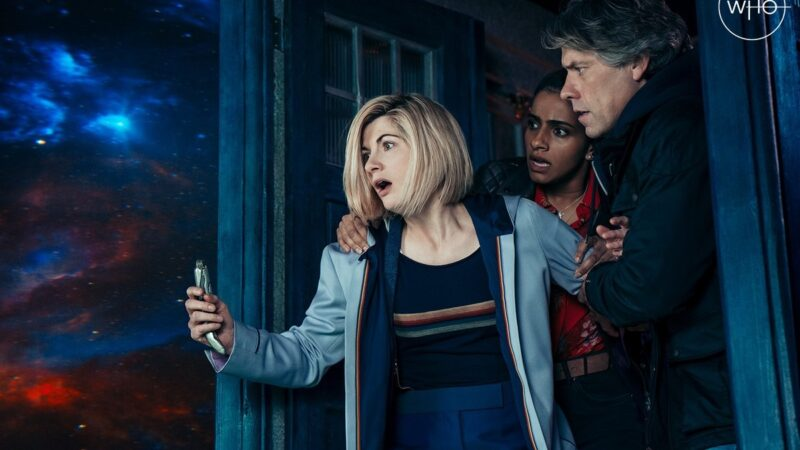 """Jodie Whittaker: """"Self-Discovery Is the Biggest Journey the Doctor Goes on This Series"""""""