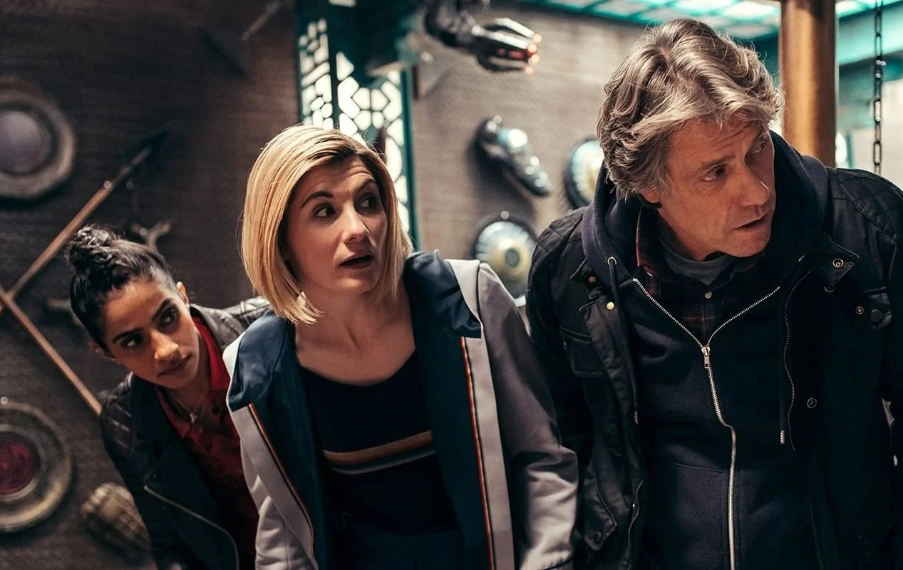 Chris Chibnall Has Written All 6 Episodes of Doctor Who: Flux