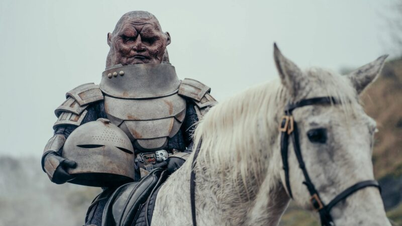 Doctor Who Series 13 Episode 2 Title Teases Sontarans in the Crimean War