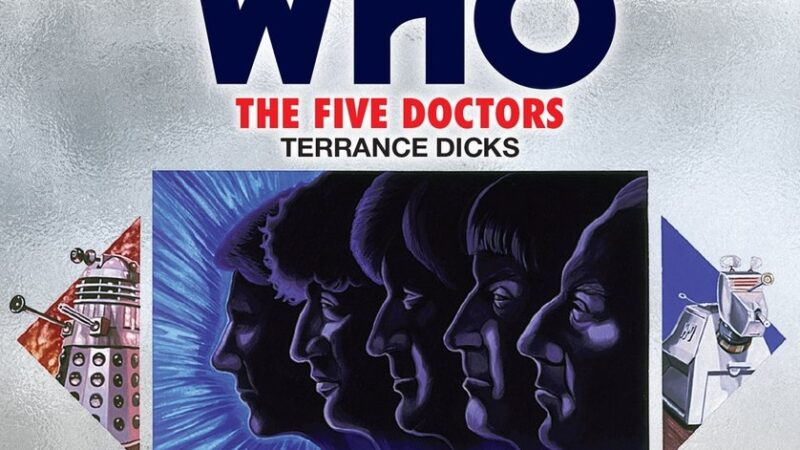 Reviewed: The Essential Terrance Dicks — The Five Doctors (Target)