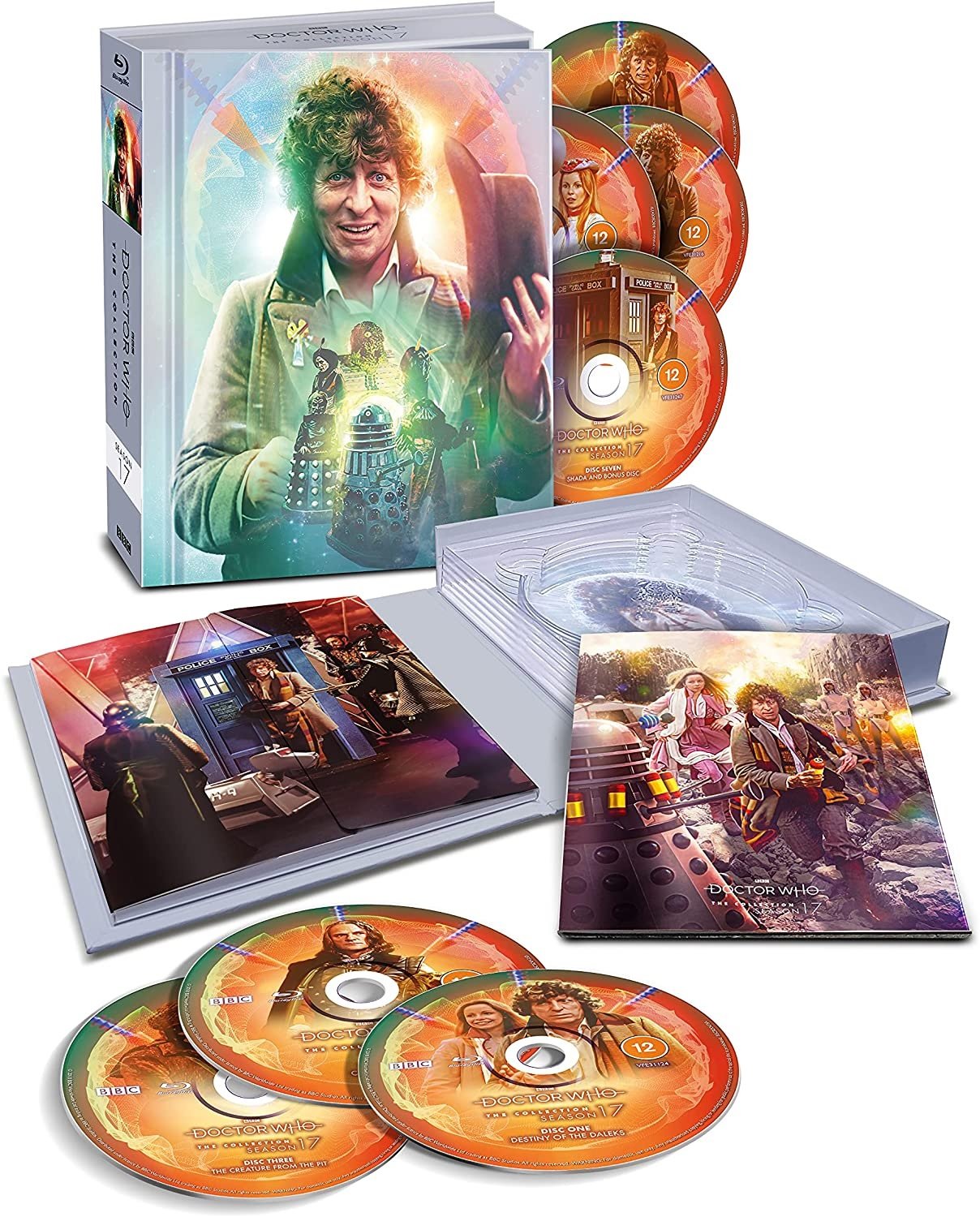 Coming Soon to Blu-ray: Doctor Who The Collection — Season 17